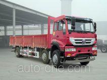 Sida Steyr ZZ1251M42CGE1L cargo truck