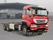 Sida Steyr ZZ1251M464GE1C truck chassis