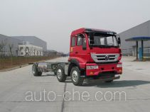 Sida Steyr ZZ1251M56CGE1L truck chassis