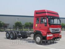 Sida Steyr ZZ1251M60HGD1 truck chassis