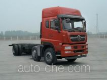 Sida Steyr ZZ1253M56CGD1 truck chassis
