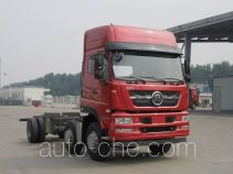 Sida Steyr ZZ1253M56CGE1L truck chassis