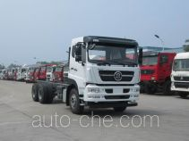 Sida Steyr ZZ1253N324GE1 truck chassis