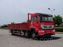Huanghe ZZ1254K42C6C1 cargo truck