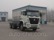 Sinotruk Hohan ZZ1255K3243E1 truck chassis