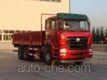 豪瀚牌ZZ1255M4046D1型载货汽车