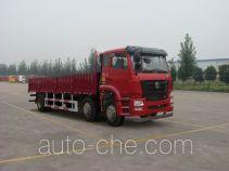 豪瀚牌ZZ1255H56C3D1型载货汽车