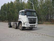 Sinotruk Hohan ZZ1255N27C3E1 truck chassis