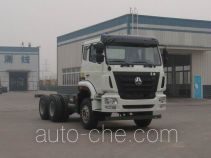 Sinotruk Hohan ZZ1255N3243E1 truck chassis