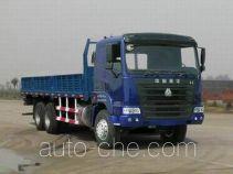 豪运牌ZZ1255N4345C型载货汽车