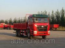 豪瀚牌ZZ1255N4346D1型载货汽车