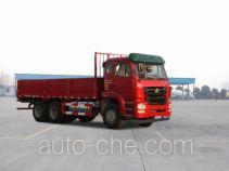 豪瀚牌ZZ1255N4646E1L型载货汽车