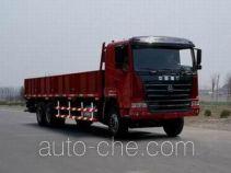 豪运牌ZZ1255N5245C型载货汽车