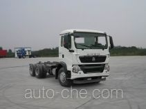 Sinotruk Howo ZZ1257N324GD1 truck chassis
