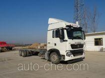 Sinotruk Howo ZZ1257N60HGE1 truck chassis
