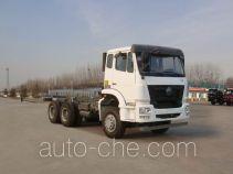 Sinotruk Hohan ZZ1265K3243D1K truck chassis