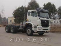 Sinotruk Hohan ZZ1265N3243E1K truck chassis
