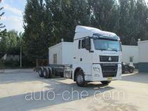 Sinotruk Sitrak ZZ1266V504HE1K шасси грузового автомобиля