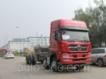 Sida Steyr ZZ1313M466GE1L truck chassis