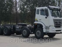 Sinotruk Hohan ZZ1315N3266D1 truck chassis