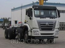 Sinotruk Hohan ZZ1315N3666D1 truck chassis