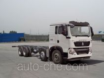 Sinotruk Howo ZZ1317N466GD1K truck chassis
