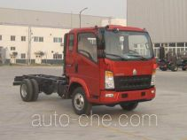 Sinotruk Howo ZZ2047F342CD143 off-road truck chassis