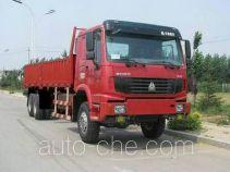 豪泺牌ZZ2257M3857C1型越野载货汽车