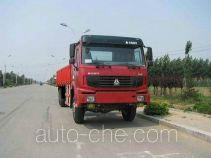 豪泺牌ZZ2257M4657C1型越野载货汽车