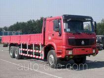 豪沃牌ZZ2257M4657D1型越野载货汽车