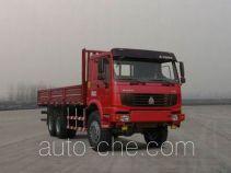 豪泺牌ZZ2257M5257C1型越野载货汽车
