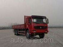 豪泺牌ZZ2257M5857C1型越野载货汽车