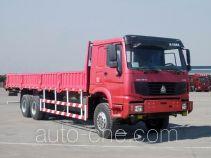 豪沃牌ZZ2257M5857D1型越野载货汽车