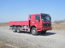 豪泺牌ZZ2257N3857C1型越野载货汽车