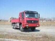 豪泺牌ZZ2257N4357C1型越野载货汽车