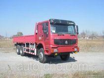 豪泺牌ZZ2257N4657C1型越野载货汽车