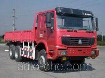 豪沃牌ZZ2257N4657D1型越野载货汽车