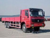 豪沃牌ZZ2257N5857D1型越野载货汽车