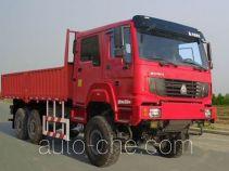 豪泺牌ZZ2257W4357C5型越野载货汽车
