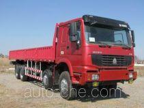 豪泺牌ZZ2317N4977C1型越野载货汽车
