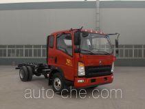 Sinotruk Howo ZZ3047F341BE143 dump truck chassis