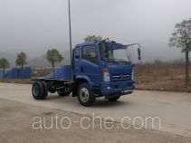 Homan ZZ3108E17DB1 dump truck chassis