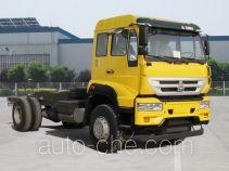 Sida Steyr ZZ3121K451GD1 dump truck chassis