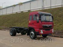 Homan ZZ3128G10DB0 dump truck chassis