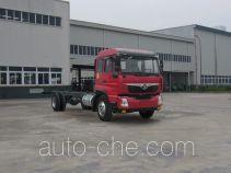 Homan ZZ3128K10DB0 dump truck chassis