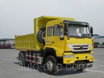 Sida Steyr ZZ3161M471GE1 dump truck