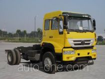 Sida Steyr ZZ3161M471GE1 dump truck chassis