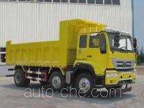 Sida Steyr ZZ3251K34CGD1 dump truck