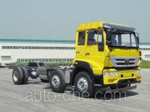 Sida Steyr ZZ3251K40CGD1 dump truck chassis