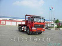 Sida Steyr ZZ3251M3441C1T flatbed dump truck
